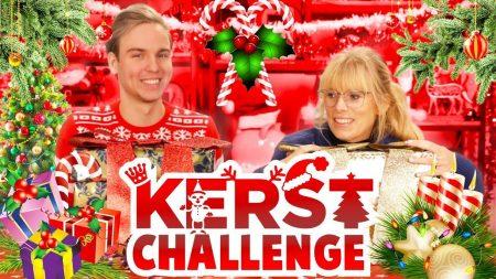 Team Dylan Haegens – Naughty Or Nice Challenge!