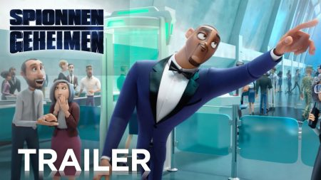 Spionnengeheimen – Trailer