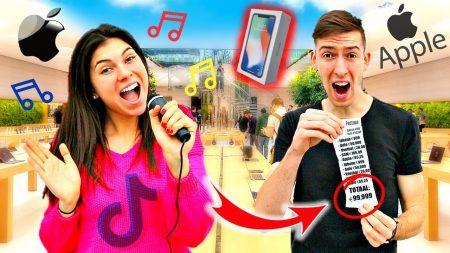 Celine & Michiel – Als Je Het Kunt Zingen, Koop Ik Het voor Je! – Challenge #84
