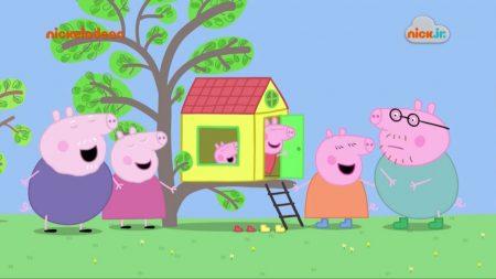 Peppa Pig – De Boomhut