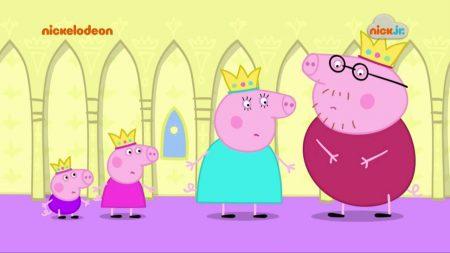 Nieuwe afleveringen toegevoegd aan categorie Peppa Pig!