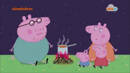 Peppa Pig – Kamperen
