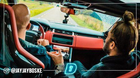 JayJay Boske DAY1 – € 250.000,- Range Rover SVR Special #1 Daily SUV