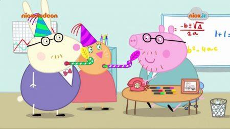 Peppa Pig – De Verjaardag Van Papa Big