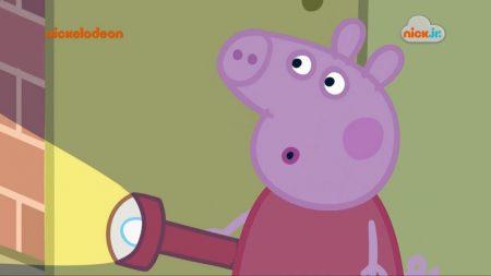 Peppa Pig – De Stroomstoring