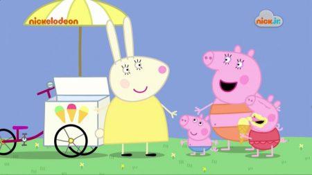 Peppa Pig – Snikhete Dag