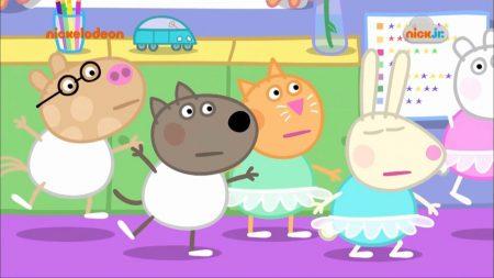 Peppa Pig – Balletles