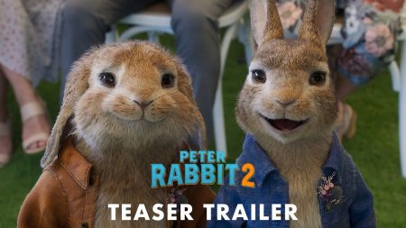 Peter Rabbit 2 – The Runaway – Teaser Trailer