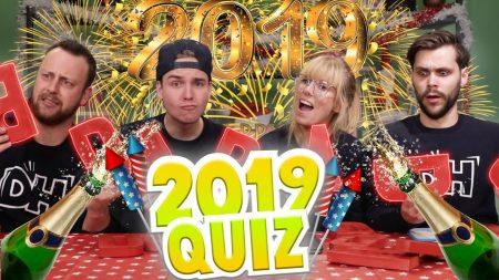 Team Dylan Haegens – 2019 Quiz!