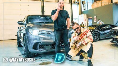 JayJay Boske DAY1 – Is Deze SUV Beter Dan Een Porsche Macan?! Special #2 Daily SUV