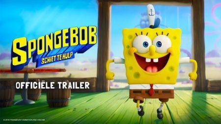 SpongeBob – Schiet Te Hulp – Trailer