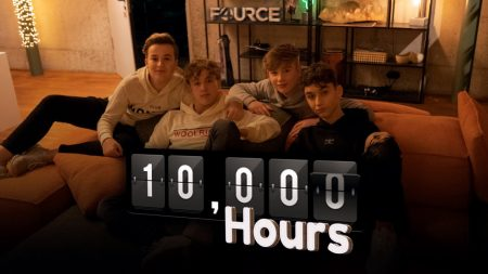 FOURCE – 10.000 Hours