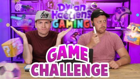 Team Dylan Haegens – Game Challenge!