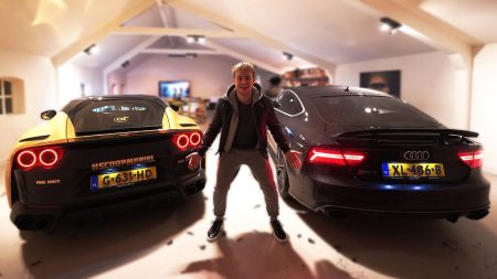 Royalistiq – Ferrari 812 Superfast vs Audi RS7 Rev Battle! 🔥