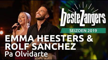 Emma Heesters & Rolf Sanchez – Pa Olvidarte