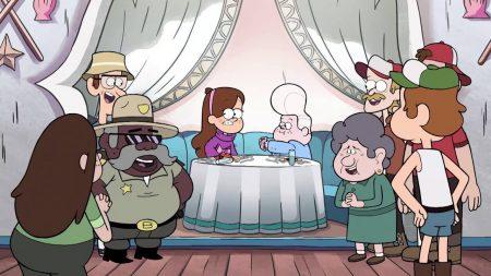 Gravity Falls – Mabel's Date