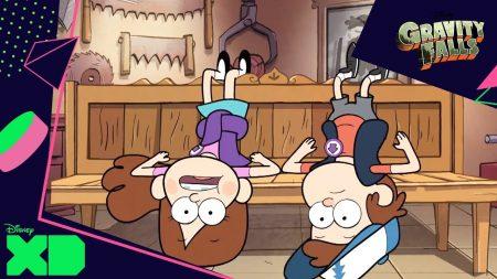 Gravity Falls – Suffe Schat