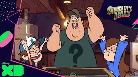 Gravity Falls – Een Flipper Avontuur