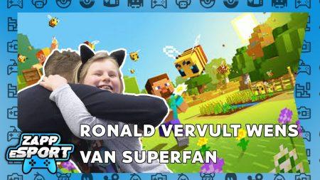 Zappsport – Samen Een Droomwereld Bouwen Met Ronald – Hellup Minecraft