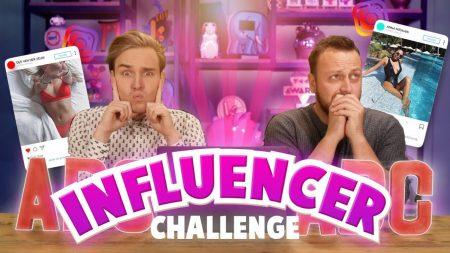 Team Dylan Haegens – Infuencer Challenge!