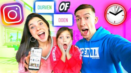 Celine & Michiel – Instagram Volgers Bepalen Onze Dag! *24 Uur Challenge* #94