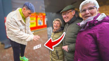 Enzo Knol – Mensen Op Straat Reageren Op Goocheltruc! – Vlog #2356