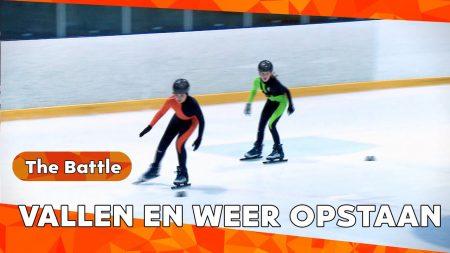 Zappsport – Wie Kunnen Sneller Schaatsen: Jongens Of De Meisjes? – Battle Shorttrack