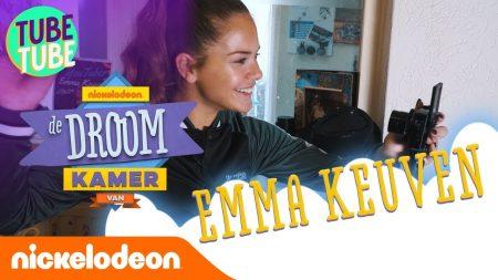 De Droomkamer Van… Emma Keuven Showt Haar Inspiratie-/Droomkamer! 😍