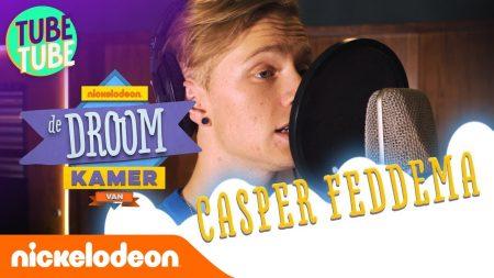 De Droomkamer Van… Casper Feddema Neemt Je Mee Naar Zijn Studio! 🎶