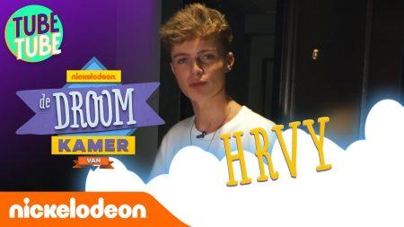 De Droomkamer Van… HRVY neemt je mee in zijn droomkamer!