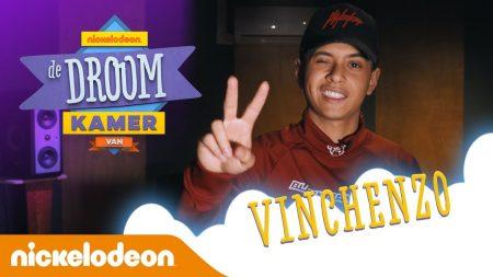 De Droomkamer Van… De Studio Van Vinchenzo! 🎤