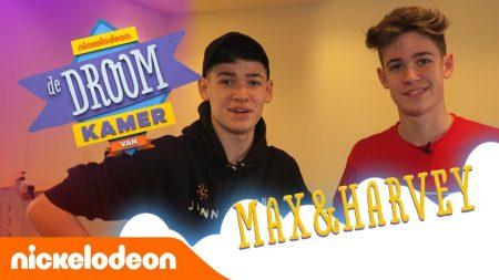 De Droomkamer Van… Max & Harvey In De Melkweg! 🎤