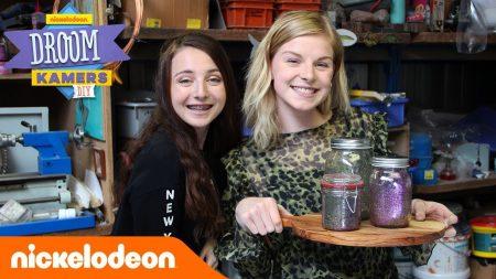 Droomkamers DIY – Femke En Sara Maken Een Vuurvliegjeslamp ✨