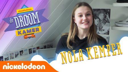 De Droomkamer Van… De Droomkamer Van Style Tiger Nola Kemper!