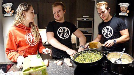 Royalistiq – Koken Met Mijn Vriendin!