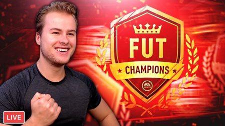 Royalistiq – FIFA 20 FUT Champions Live! – Royalistiq Livestream