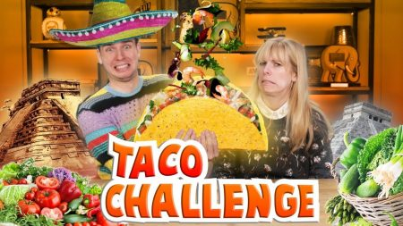 Team Dylan Haegens – Taco Challenge!