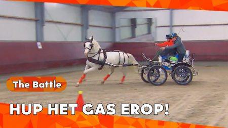 Zappsport – De Snelst Paardenrace Ooit! – Battle Mennen
