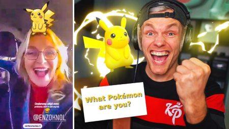 Enzo Knol – Reactie Van Mijn Moeder Wanneer Ze Pikachu Krijgt! #3