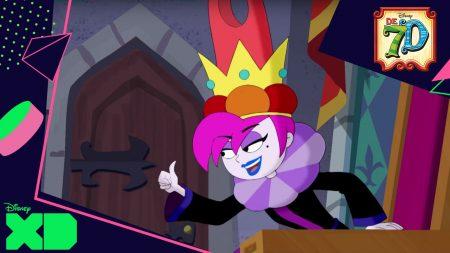 De 7D – Koningin Hildy?