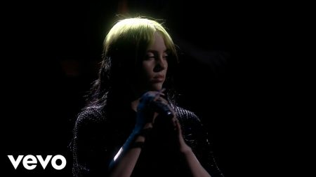 Billie Eilish – No Time To Die (Live From The BRIT Awards, London)