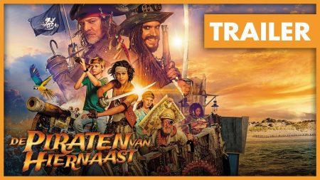 De Piraten van Hiernaast – Trailer