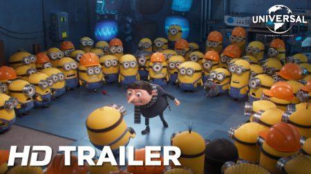 Minions: Hoe Gru Superschurk Werd – Trailer