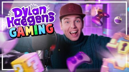 Nieuwe categorie Dylan Haegens Gaming toegevoegd!
