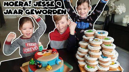 De Bakkertjes – Jesse Viert Zijn 9e Verjaardag!!