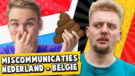 Dylan Haegens – 10 Miscommunicaties Tussen Nederlanders En Belgen!