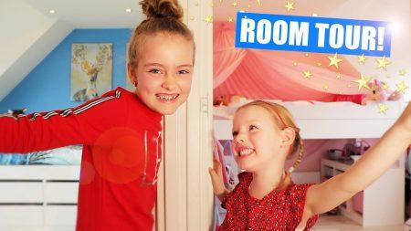 De Zoete Zusjes – Een Kijkje In Onze Nieuwe Kamers!! [Zoete Zusjes Roomtour]