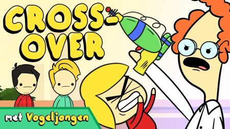 Team Dylan Haegens – Vogeljongen x Team Dylan Haegens – Animatie