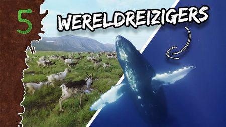 FreekTV – Deze Dieren Reizen Meer Dan Ik!