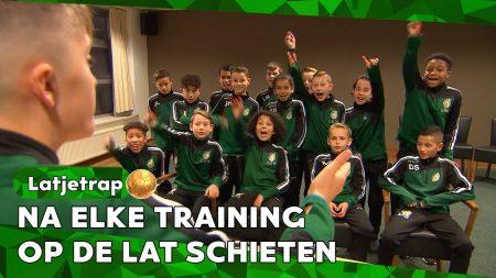Zappsport – De eer Van Fortuna Sittard Hoog Houden – Latjetrap